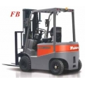 4 Wheel Electric Forklift